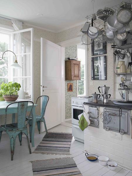 Interiores n rdicos con encanto decorar tu casa es - Refugios con encanto ...